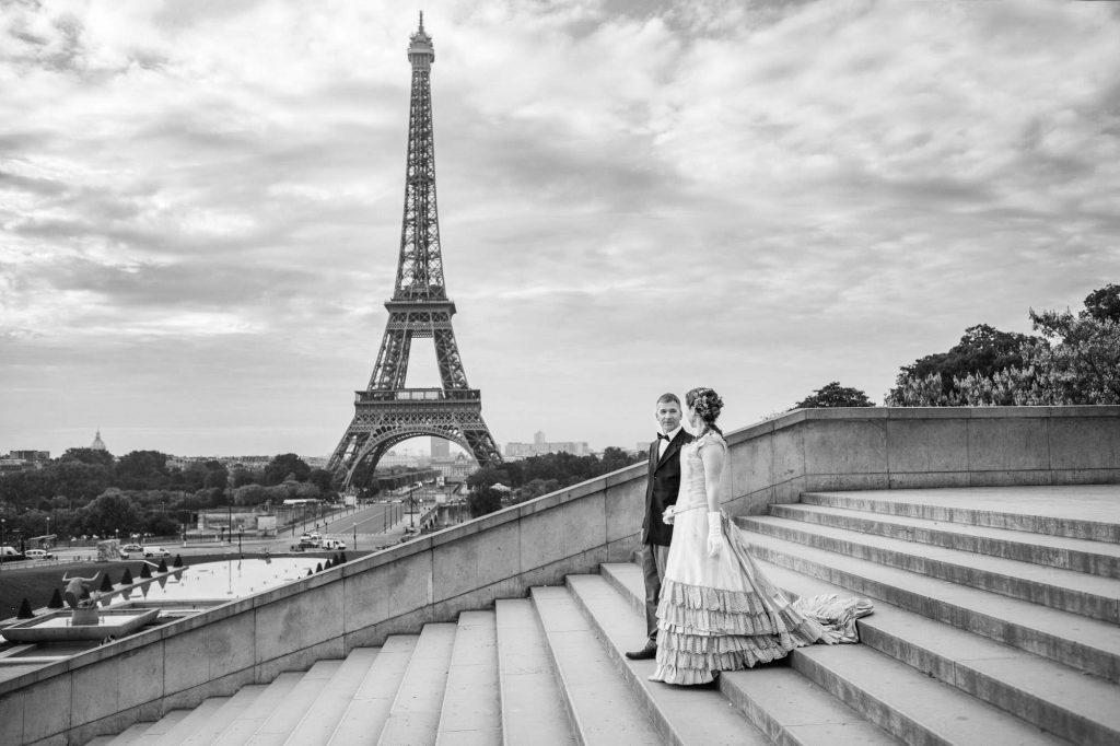 Eiffel Tower shooting