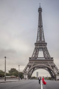 photographer from paris eiffeltower