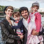 family wedding paris photographer