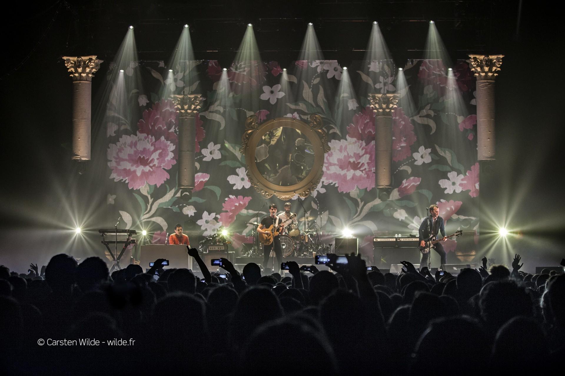 Vampire-Weekend concert shooting paris