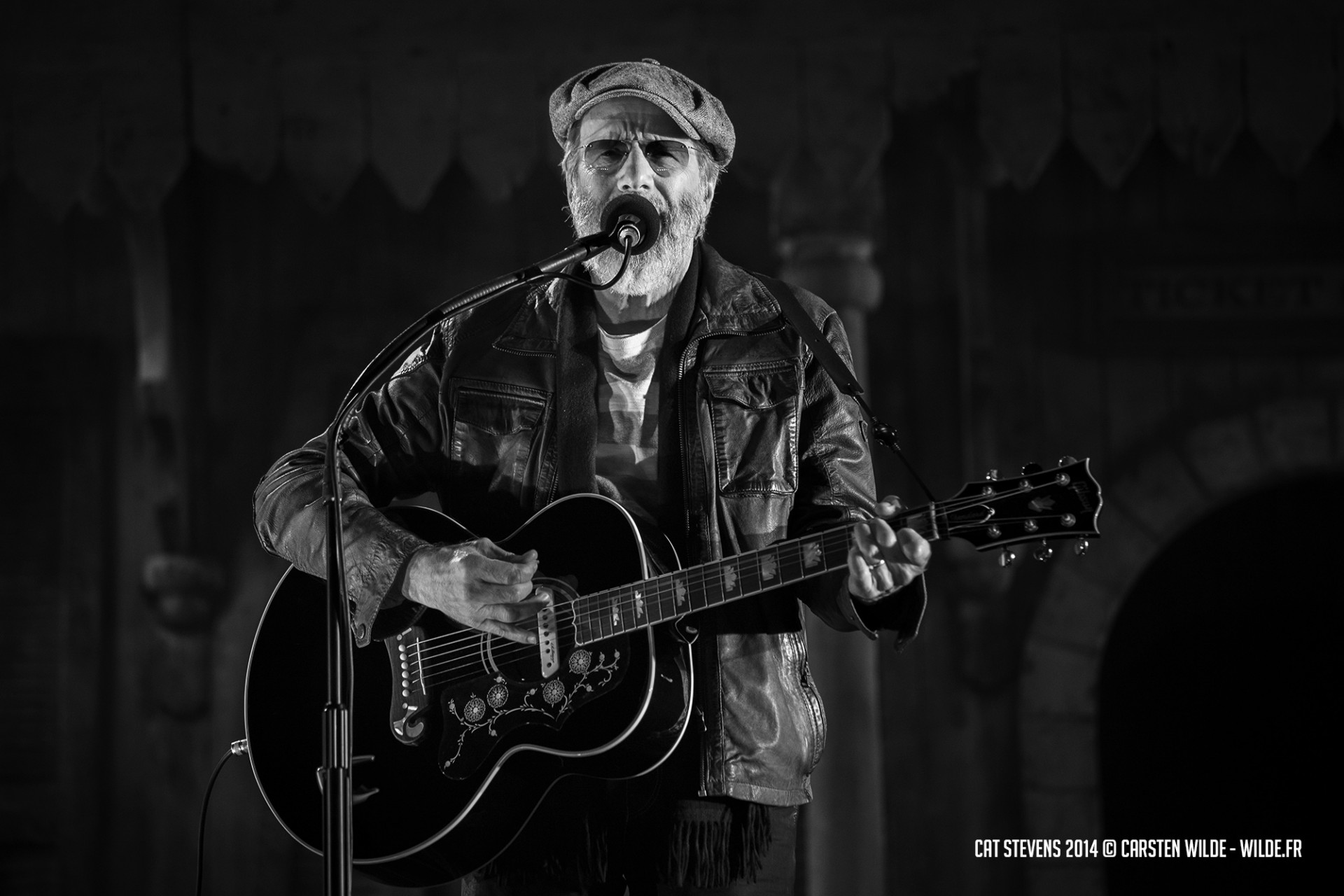 cat-stevens-photographer stage-liveshooting