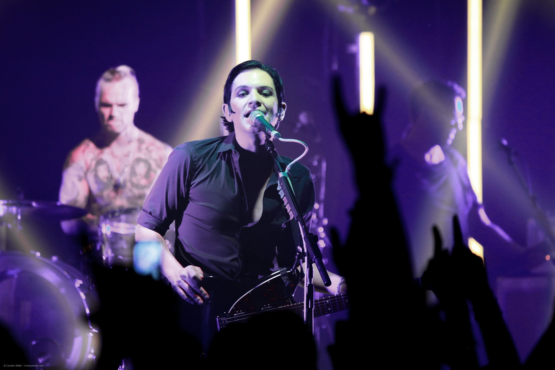 placebo-live stage photographer