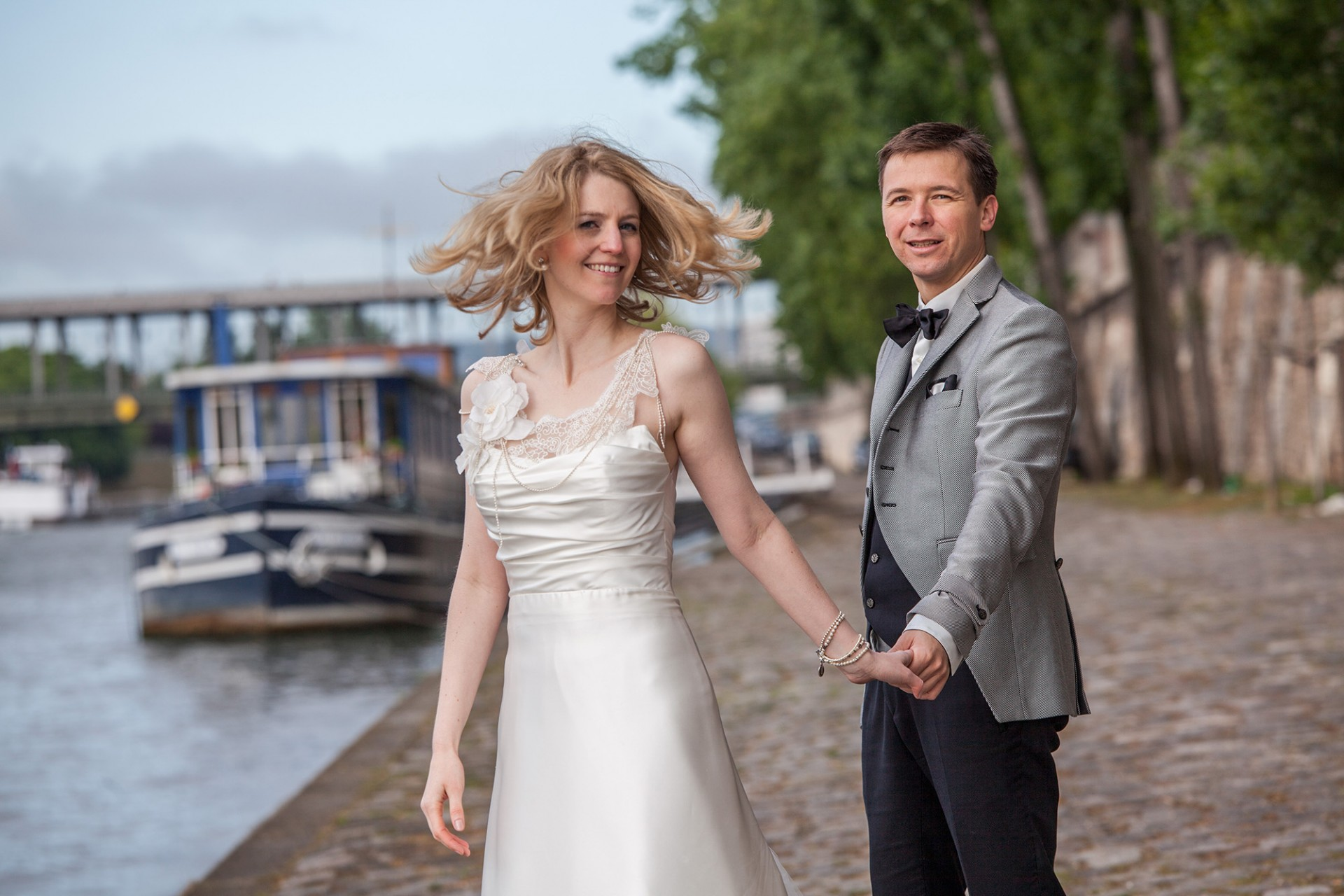 booking wedding paris photographer